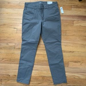 Gray Old Navy Pixie pants